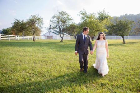 Indoor & outdoor facilities for weddings in Randolph County, WV