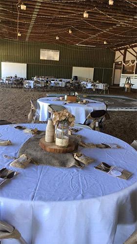 Barn & Equine Wedding Venue in WV