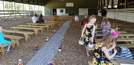 Barn Weddings at Camp Pioneer