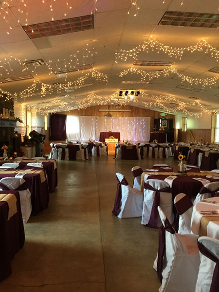 Plan Your Perfect Wild, Wonderful WV Wedding at Camp Pioneer