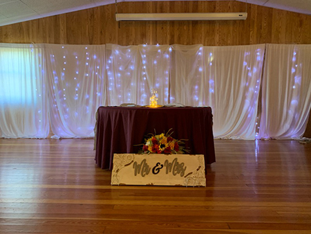 Mountaineer Wedding Package With Grand Assembly Hall