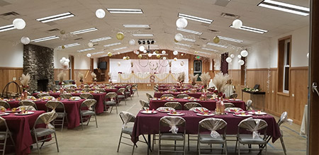 All-inclusive WV Wedding at Camp Pioneer
