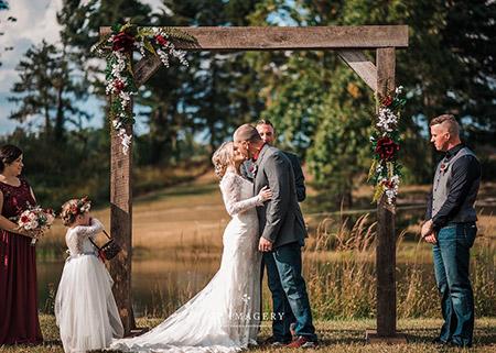 Appalachian Mountain View Weddings