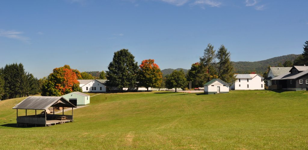 Camp Pioneer is a local 4-H Camp offering rental facilities, equine events and more in West Virginia