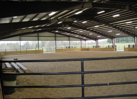 Equine events at Camp Pioneer in Randolph County, WV