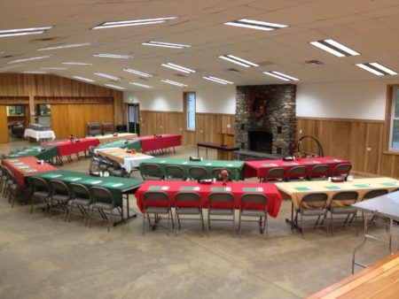 Rental facilities for corporate events in Randolph County, WV